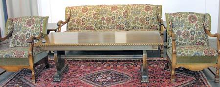Wendelboe sofa